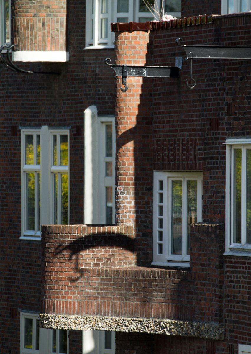 Holendrechtstraat- blok Staal-Kropholler