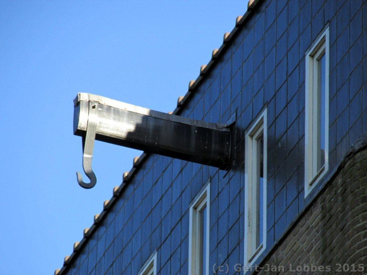 Amstelkade - blok Wijdeveld