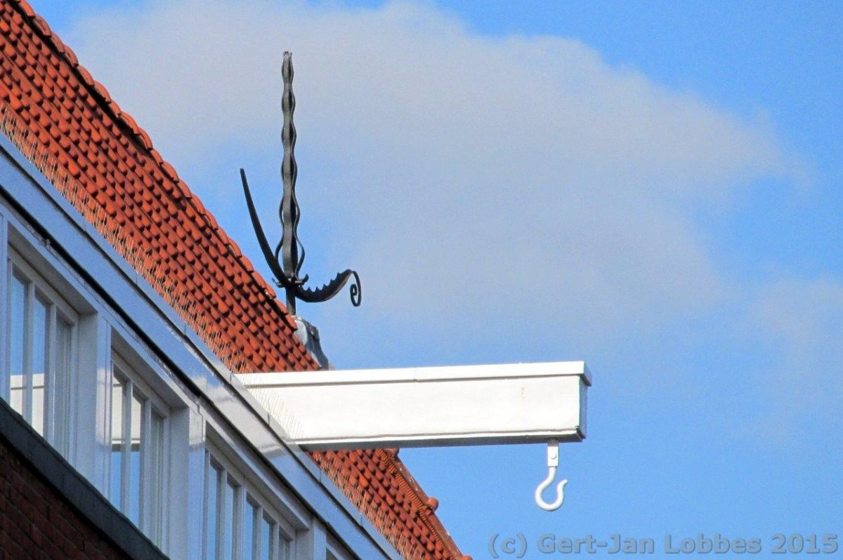 Biesboschstraat - blok Van der Meij