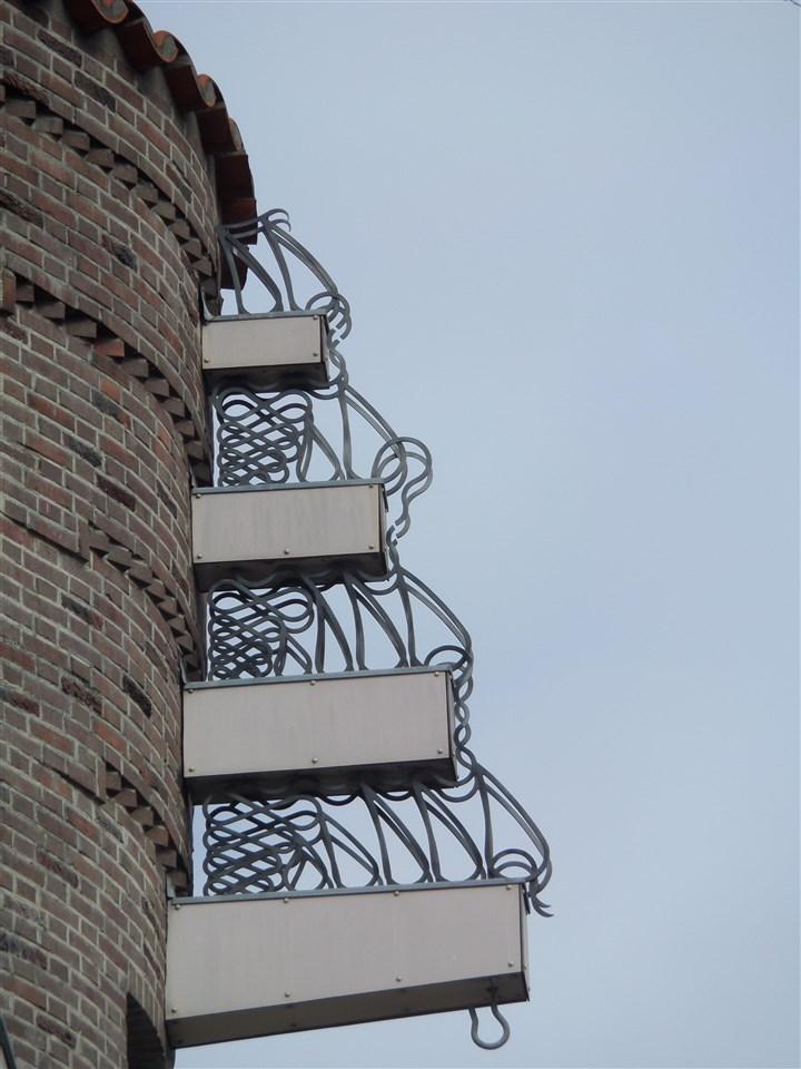 Van der Helstplein, Piet Kramer, je ziet dubbel?