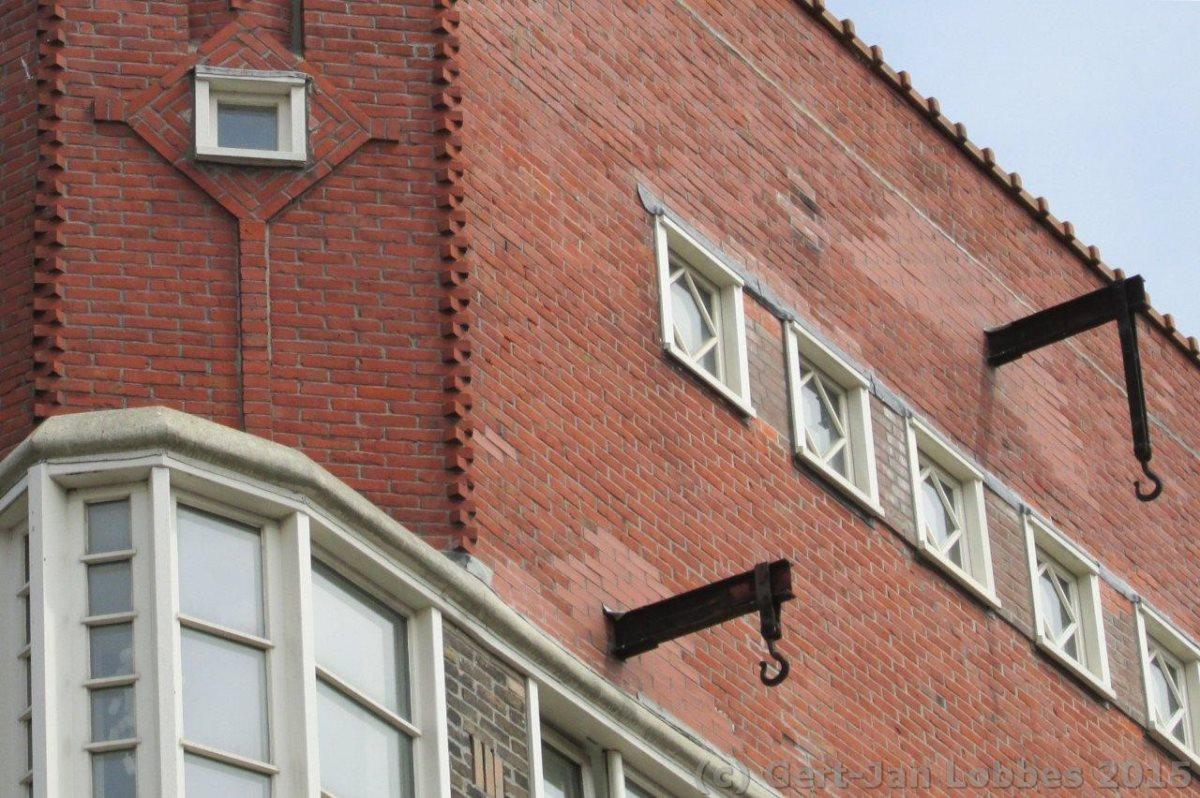 Jan  Evertsenstraat - blok Van der Mey