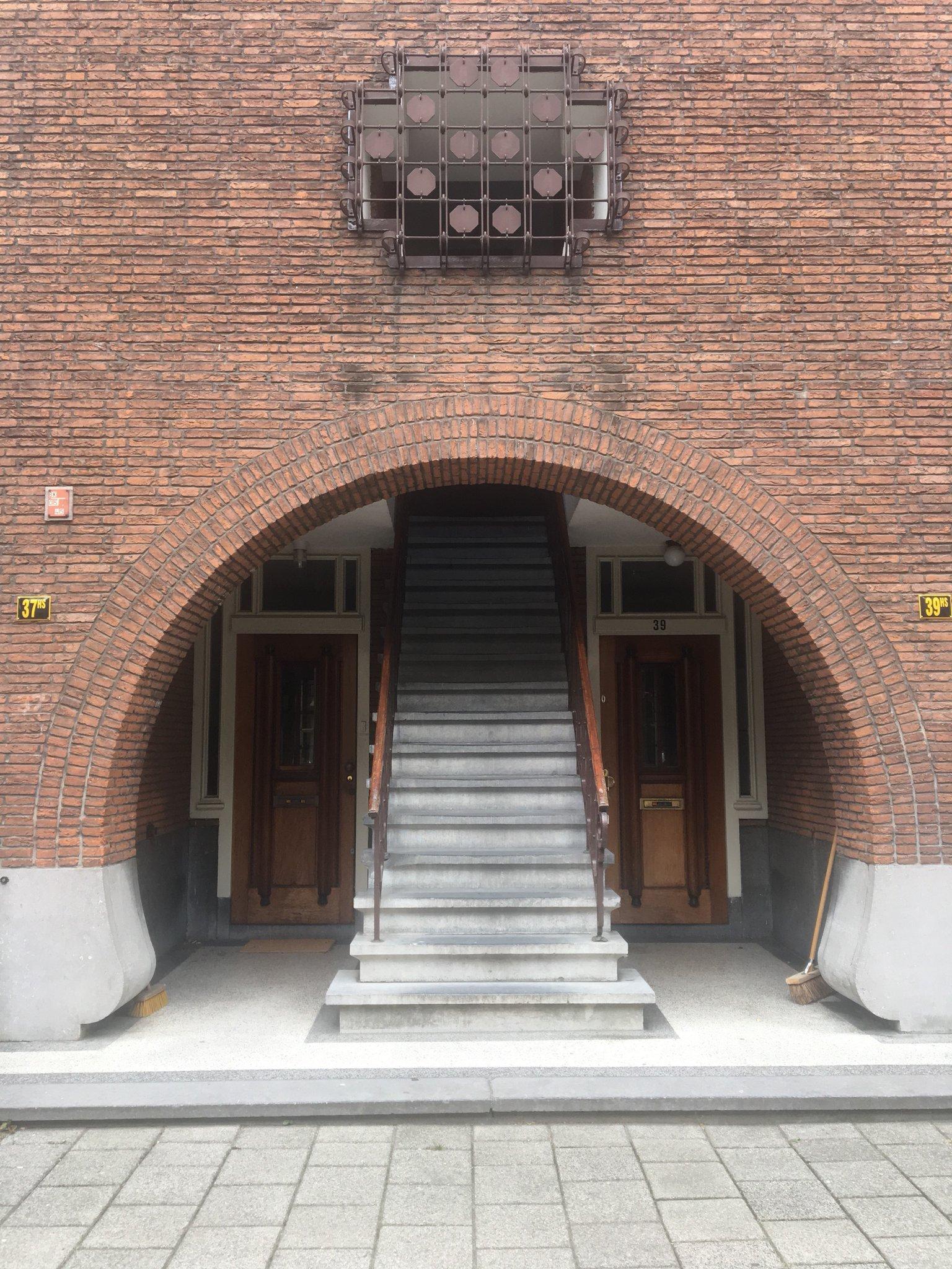 Albrecht Durerstraat (architect C. de Geus, 1930)