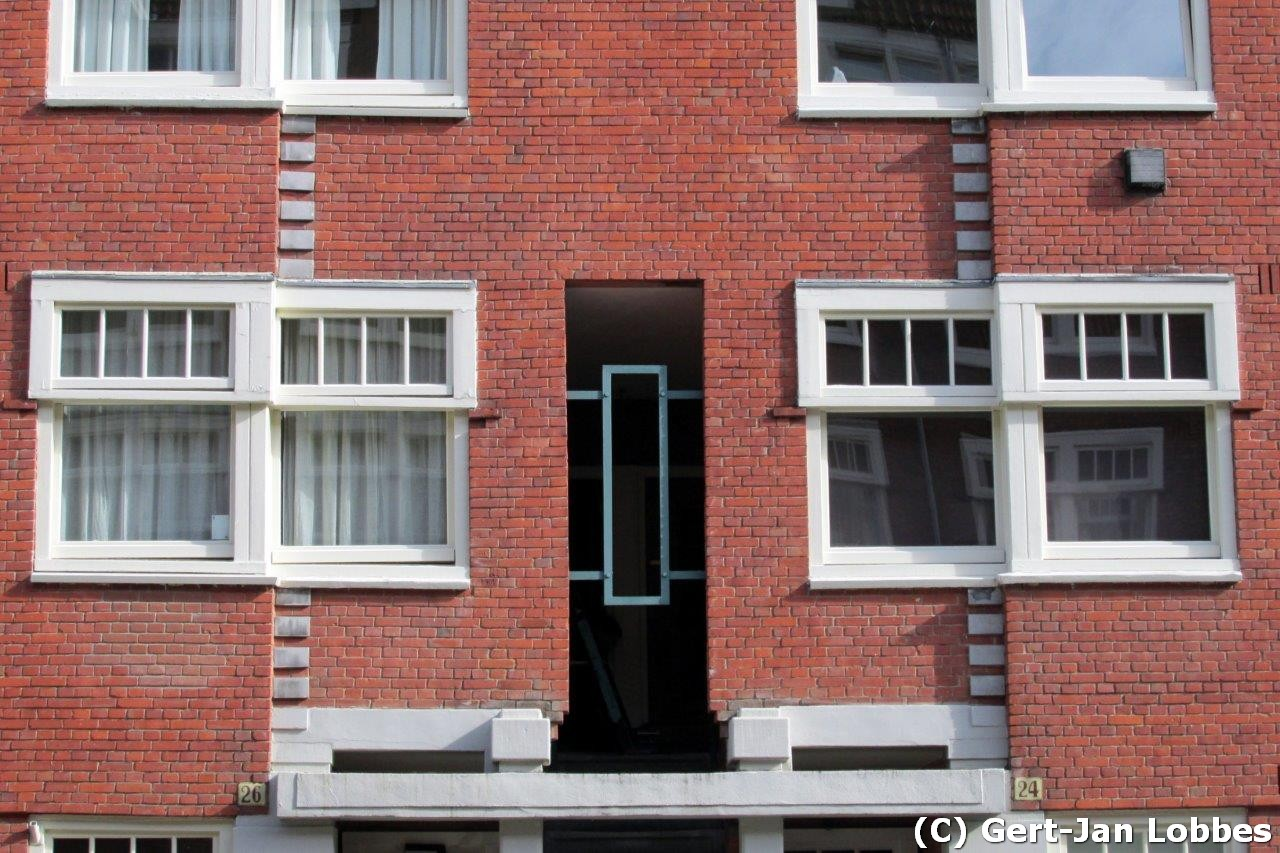 Biesboschstraat (Van der Mey, 1930)